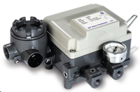 Series 703 FC Electro Pneumatic Positioner.